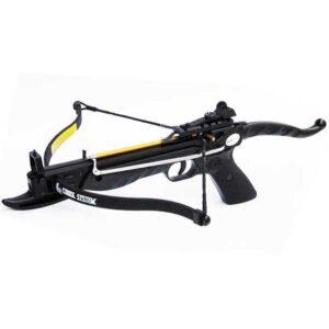 Cobra alu samostrel pištolj