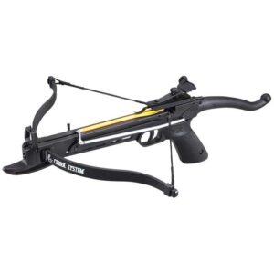 Fiberglas samostrel pištolj