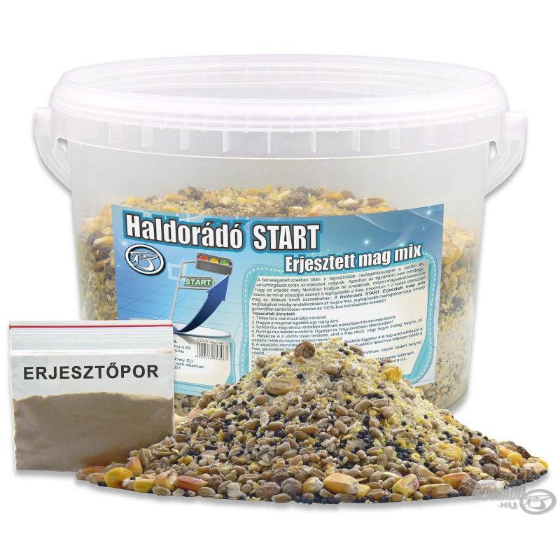 Haldorado start fermentirani mix sjemenki 4x 2kg