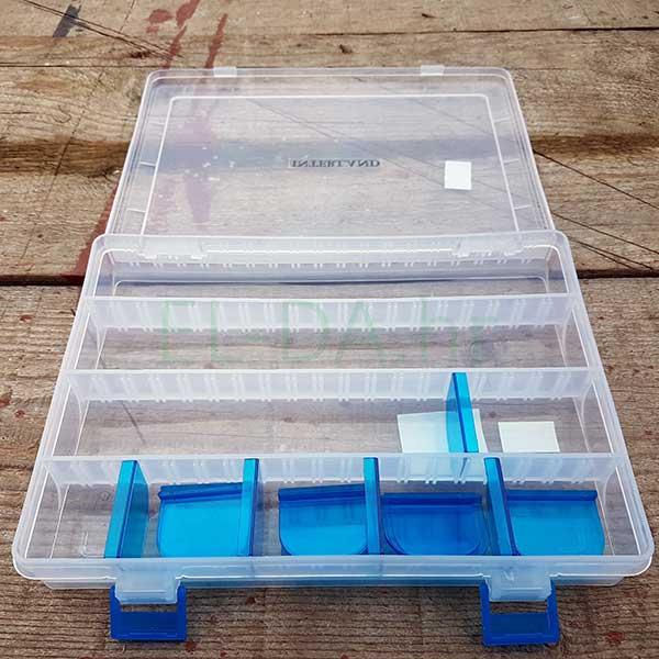 Interland kutija za pribor 25x18x4