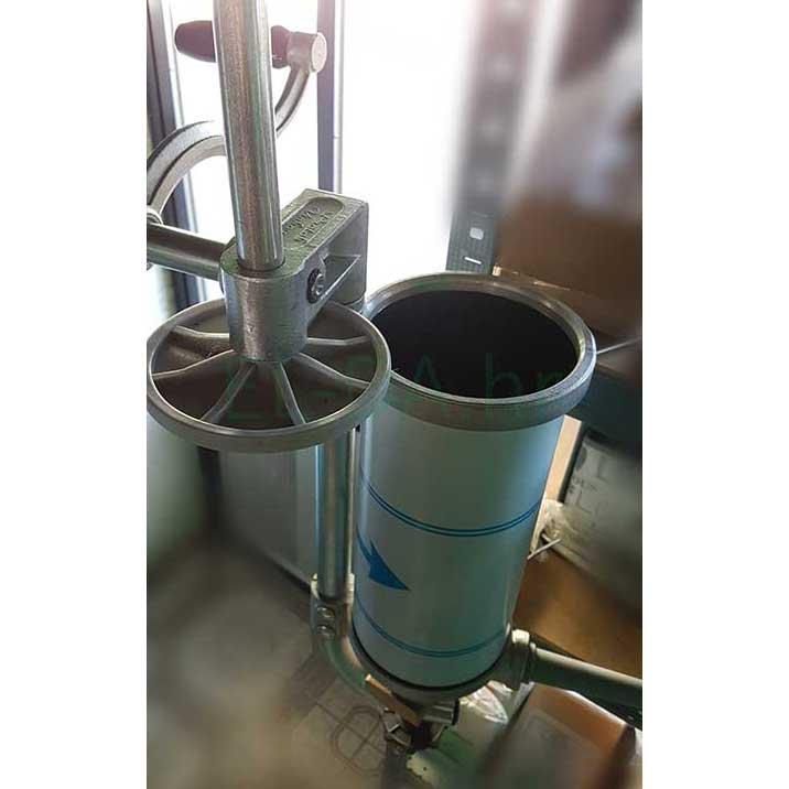 Protok inox punilica za kobasice 4kg 5