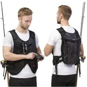 Rapala RUVP urban vest pack prsluk ruksak