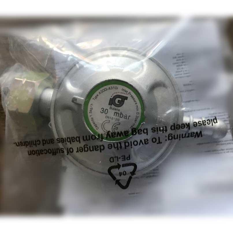 Regulator tlaka plina za plinsku bocu