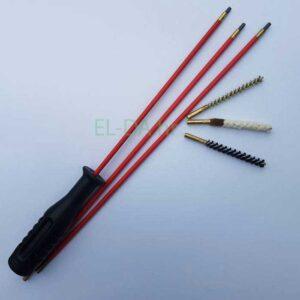 Stilcrin četke za išćenje zražnog oružja 4.5mm