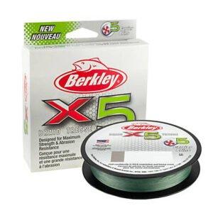 Berkley x5 zelene upredenice