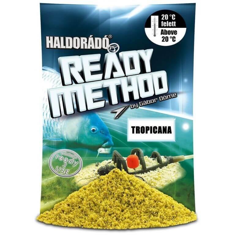 Haldorado ready method prihrana 1kg tropicana