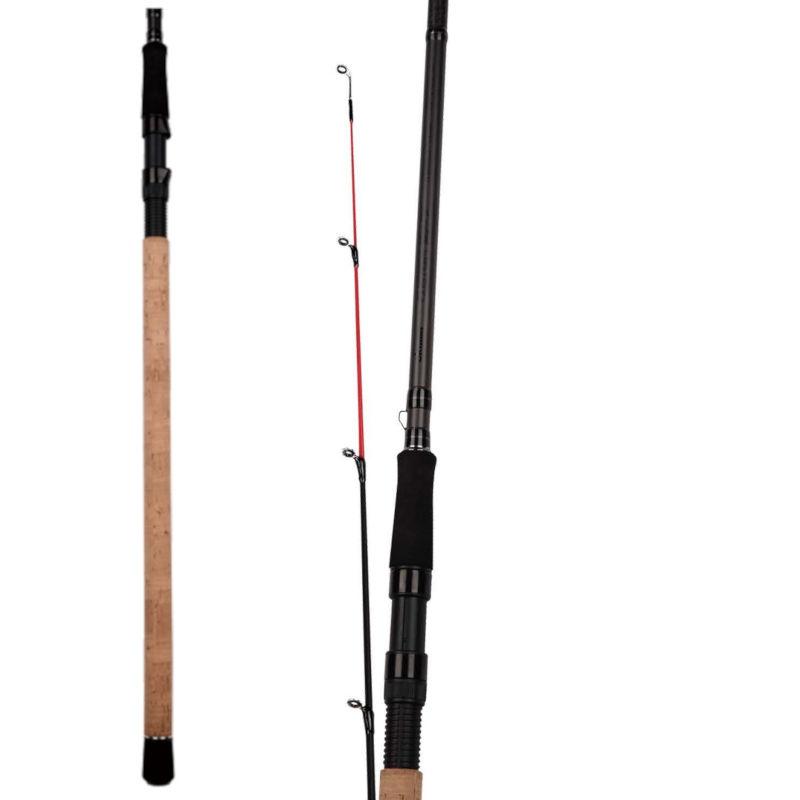 okuma custom black feeder stap