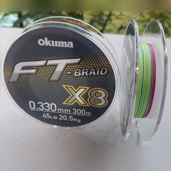 Okuma ft 8niti 300m multicolor upredenica
