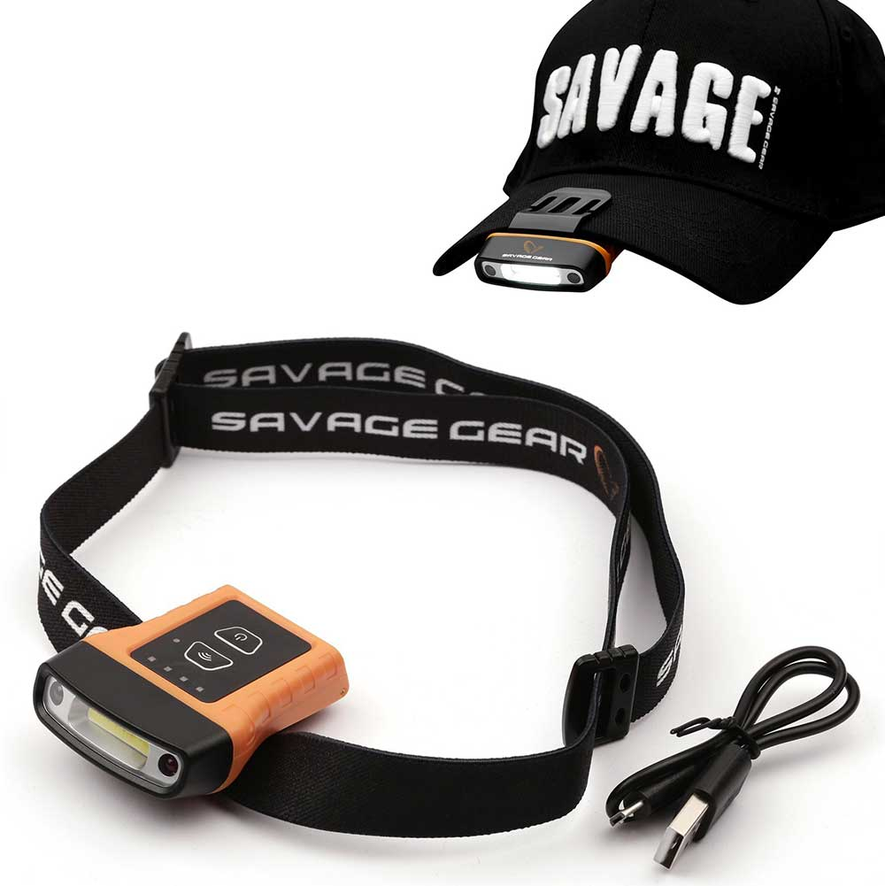 Savage gear mp flip naglavna lampa