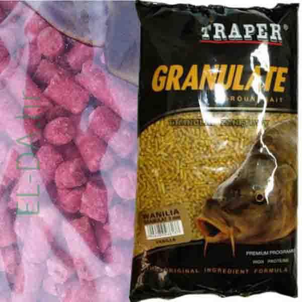 Traper granulate pelete 5mm 1kg