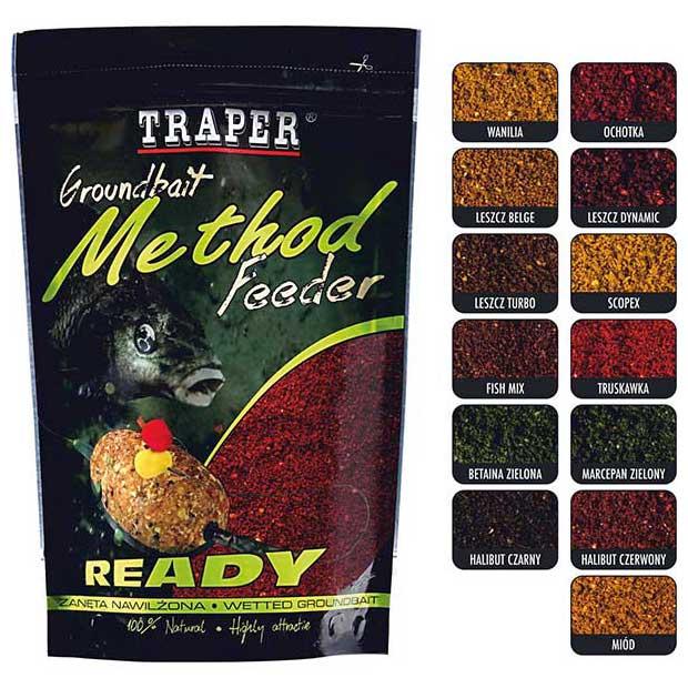 Traper method feeder ready prihrana 750gr