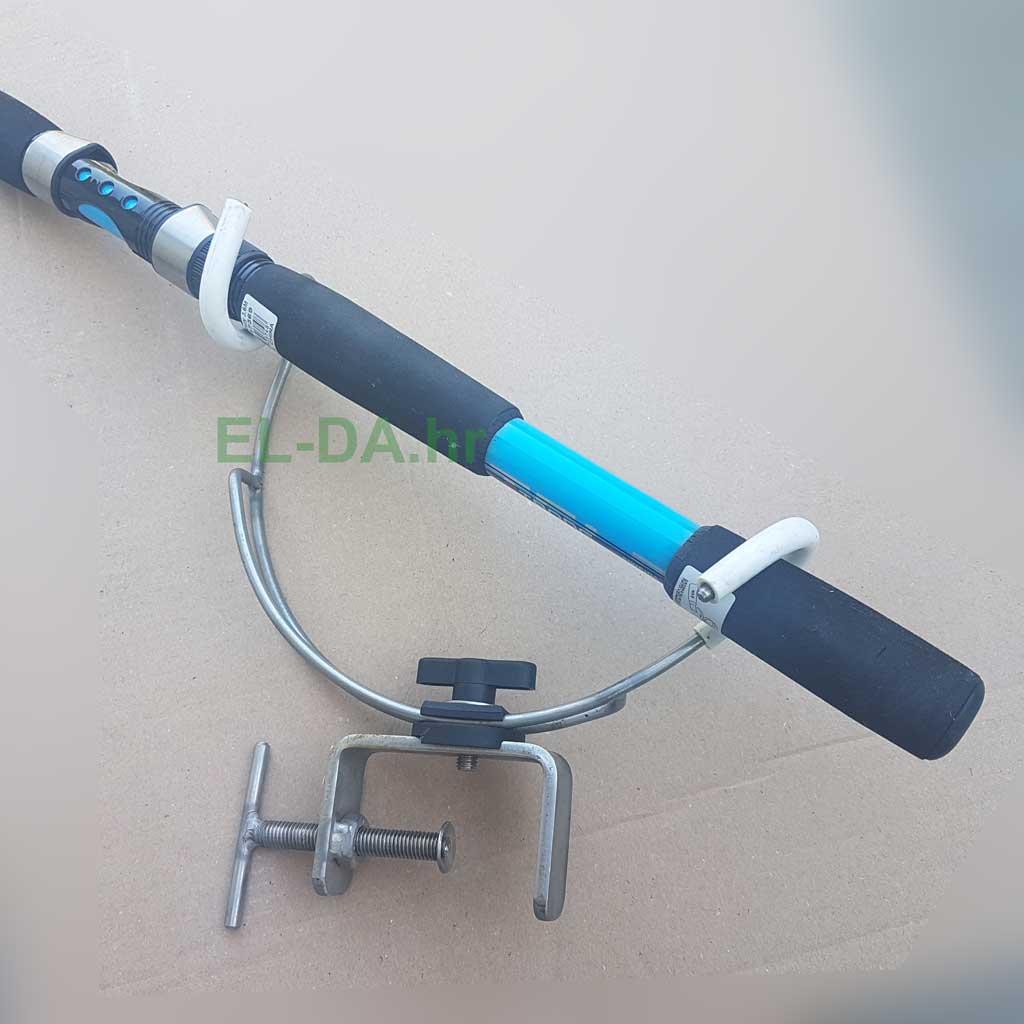 Ugoplast držač štapa za čamac 2