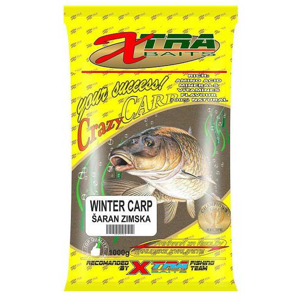 Xtra baits crazy carp winter zimska prihrana
