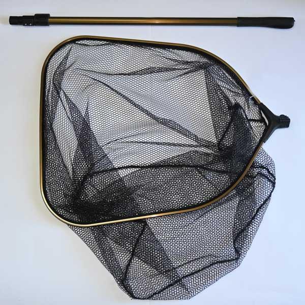 Casted fiskni podmetač gumena mreža