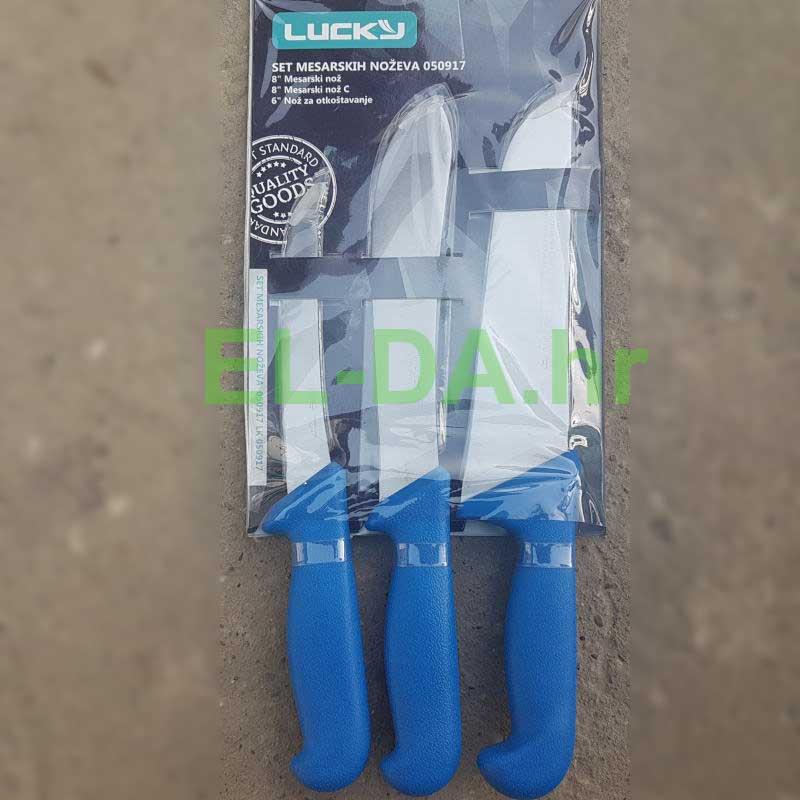 Lucky set noževa za kolinje 050917